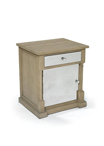 Country Side Table, Brown Wood