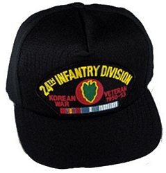 24th Infantry Division Korea Veteran Ballcap