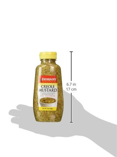 how to make creole mustard