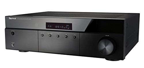 Find Discount Sherwood RX4208 200W AM/FM Stereo Receiver, Black