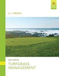 Turfgrass Management, 9th Edition