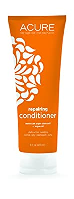Acure Volume Conditioner, Mint, 8 Ounce