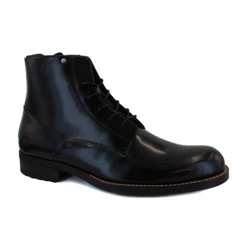 G-Star Raw Garret Manor Dryden Hi Mens Laced Leather Boots Black - 43