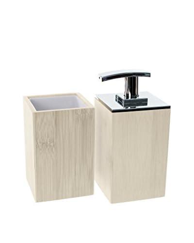 Nameek's Bathroom Accessory Set Gedy, White