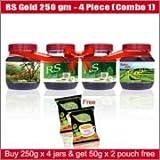 Byahut Gold RS Gold Tea 2Pc, Taaza Tea 1Pc, Royal Tea 1Pc (2Pc 50g Pouch Free)