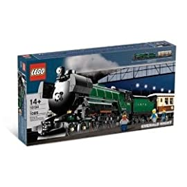 LEGO Creator Emerald Night Train (10194) [Toy]