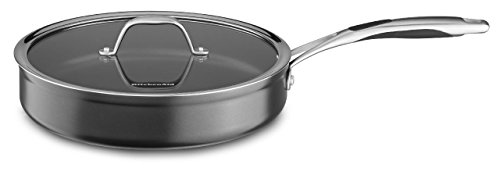 Kitchenaid Kch135elkd Hard Anodized Nonstick 3 5 Quart