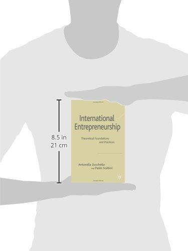 International Entrepreneurship: Theoretical Foundations and Practices: Theoretical Foundations and Empirical Analysis