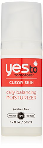 Yes To Daily Balancing Moisturizer, Tomatoes, 1.7 Fluid Ounce