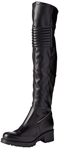 Cult Metallica Boot 658 Leather, Stivali alti, Donna, Nero (Black), 37