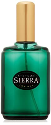 Stetson Cologne Spray for Men by Stetson 1.5 Fluid Ounce Spray Bottle A Uniquely Bold Blend of Warm Spices and Fresh Woods
