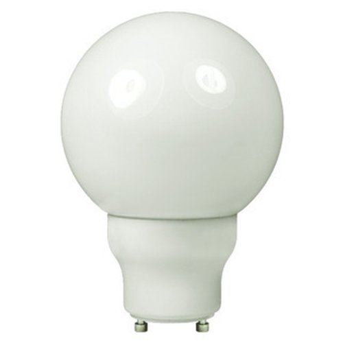 3.5W Led G18 Globe Gu24 Warm White Ceiling Spotlight Instant On High Power Led