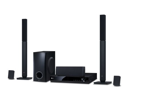 LG DH4430P 5.1 Channel 330W DVD Home Cinema System