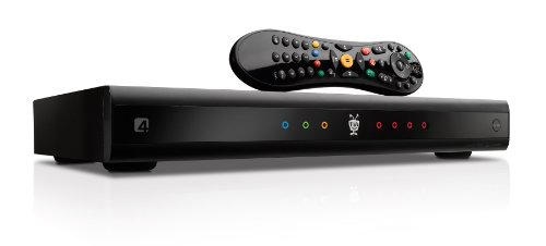 TiVo TCD750500 Premiere 4 Digital Video Recorder (Black)