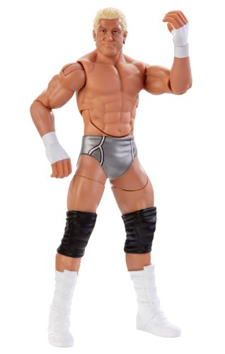 "WWE Super Strikers 6"" Dolph Ziggler Figure"