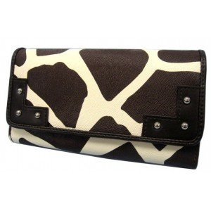Animal Print Purse