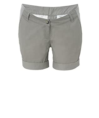 Maternity Chino Shorts - Stone
