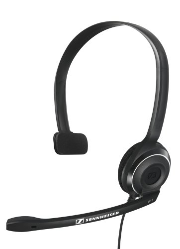Sennheiser PC 7 USB - Mono USB Wired Headset