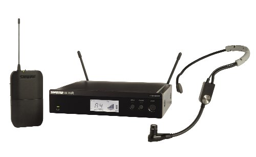Shure Blx14R/Sm35 Headworn Rack Mount Wireless System With Sm35 Headset Microphone, M15