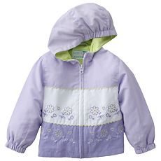Buy Low Price Lilac Baby Girl Coat Windbreaker Lilac Size 12 Mo, a Baby Coat by Izzi Kids by S. Rothschild