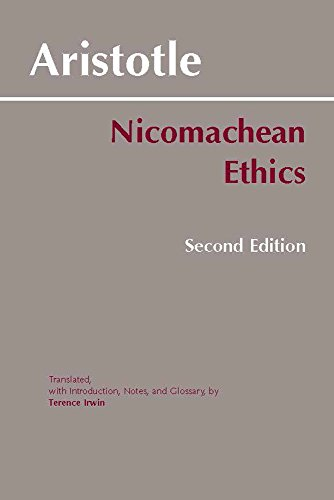 Image of The Nicomachean Ethics