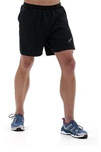 Zoot Men's Ultra Run Short, Black Classic Blue, Small