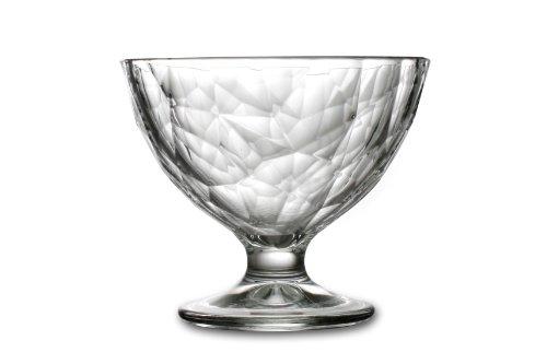Diamond 3.02253 Lot de 12 coupes à dessert transparentes 22 cl