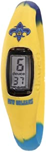 Deuce Brand DBNBANOM NBA New Orleans Hornets Sports Watch by Deuce Brand