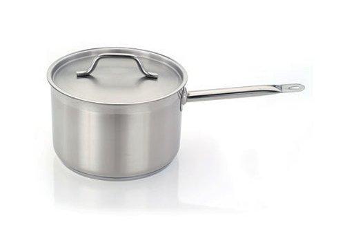 Homichef 4.2 Quart High Stainless Sauce Pan
