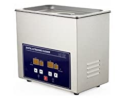 Zeta® 3.2L PS-20A Ultrasonic Cleaner with Trimer and Heater Without Basket 110V
