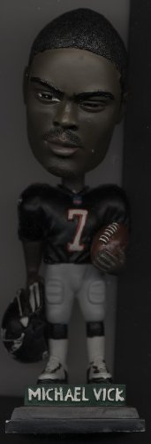 Atlanta Falcons Michael Vick Official Limited Edition Bobble Head Collectable - 1