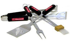 Atlanta Falcons Grill BBQ Utensil Set (Quantity of 1)
