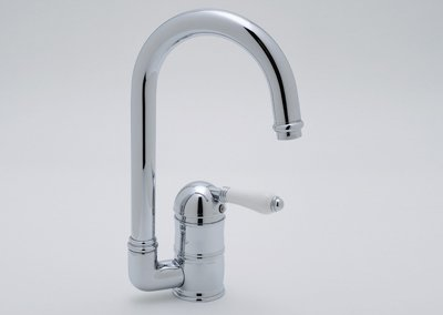 ROHL COUNTRYKITCHEN SINGLE HOLE FAUCET IN