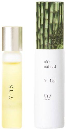 ウカネイル oil 7:15 (nanaichigo) q Cypress and yuzu flavor?