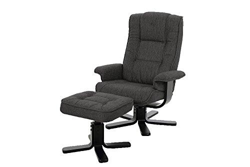 AC-Design-Furniture-61697-Funktionssessel-und-Hocker-Kenneth-Stoff-Dallas-anthrazit-Holzbein-schwarz-gebeizt