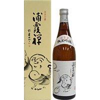 浦霞 禅 純米吟醸 (宮城) 720ML × 6本