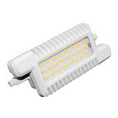 Luo H+Lux R7S 13W 24X5630Smd 1250Lm Cri>80 6500K Cool White Light Led Spot Bulb (220-240V)