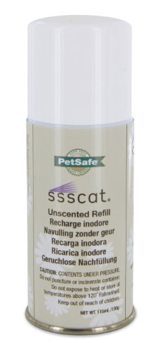 Petsafe SSScat  Unscented Spray Refill Can (Petsafe Spray compare prices)