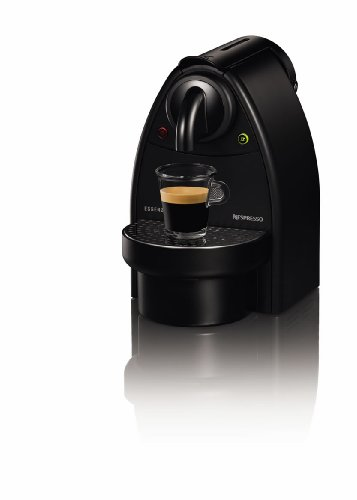 Nespresso Essenza C91 Manual Espresso Maker, Black