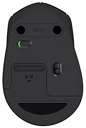 Logitech 910-004525 Wireless Mouse M275