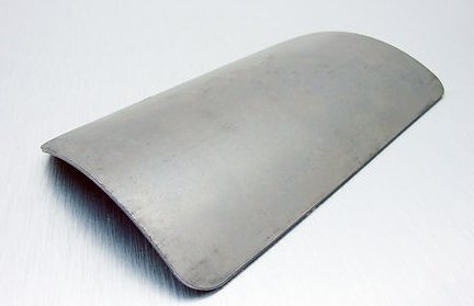 1994-2004 Chevy S10 Third Brake Light filler plate. Std. Cab. (Chevy S10 Third Door compare prices)