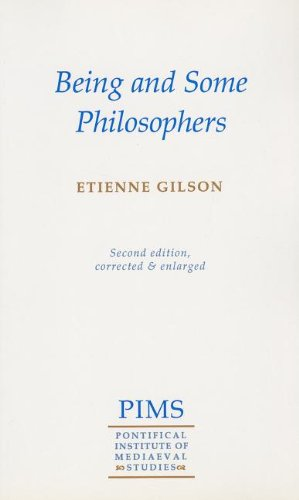 Being and Some Philosophers088864390X