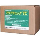 アクアチェックTC 100枚入/6本入り[ケース] 簡易式低濃度総残留塩素測定試験紙