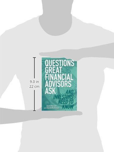 questions great financial advisors ask and One of the greatest benefits i had as a tax preparer in a cpa firm was the chance  to  the 3 big cpa problems financial advisors can help with  they call the  client to ask them about it, and the client will have no idea.