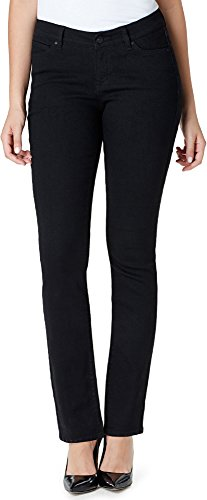 Vintage America Womens Boho Straight Leg Jeans 0