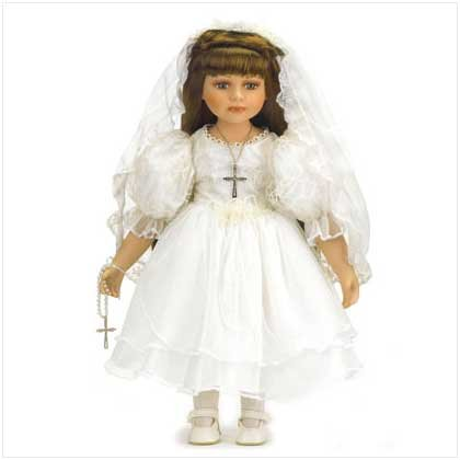 First Communion Doll - Buy First Communion Doll - Purchase First Communion Doll (SunRise, Toys & Games,Categories,Dolls,Porcelain Dolls)