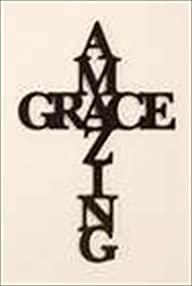 """Amazing Grace"" Script Word Wall Art"