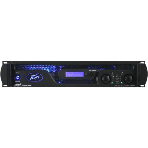 Peavey Ipr 2 3000 Dsp Power Amplifier