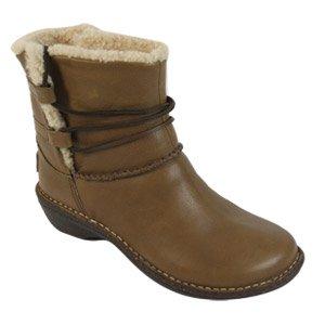 Caspia Espresso Suede Womens UGG Boots Size 8