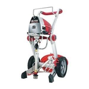 airless paint sprayer 3 4 hp gpm power paint sprayers. Black Bedroom Furniture Sets. Home Design Ideas